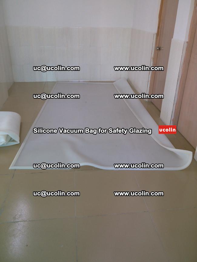 Silicone Vacuum Bag for EVA FILM safety laminated glass  (64)