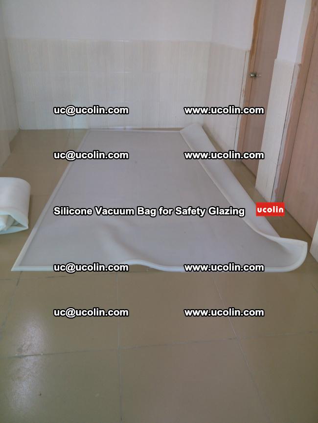 Silicone Vacuum Bag for EVA FILM safety laminated glass  (65)
