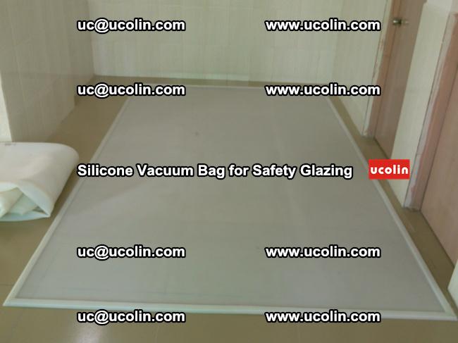 Silicone Vacuum Bag for EVA FILM safety laminated glass  (85)