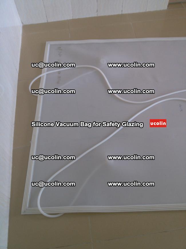 Silicone Vacuum Bag for EVA FILM safety laminated glass  (9)