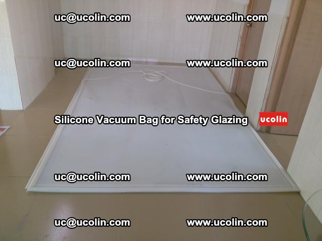 Silicone Vacuum Bag for EVA FILM safety laminated glass  (90)
