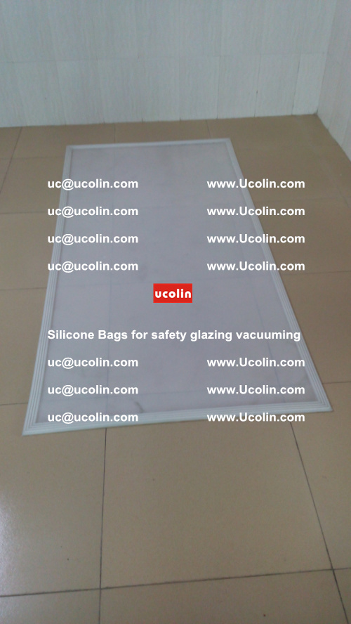 Silicone bags for  Safety glazing with EVA Film or PVB Film (3)