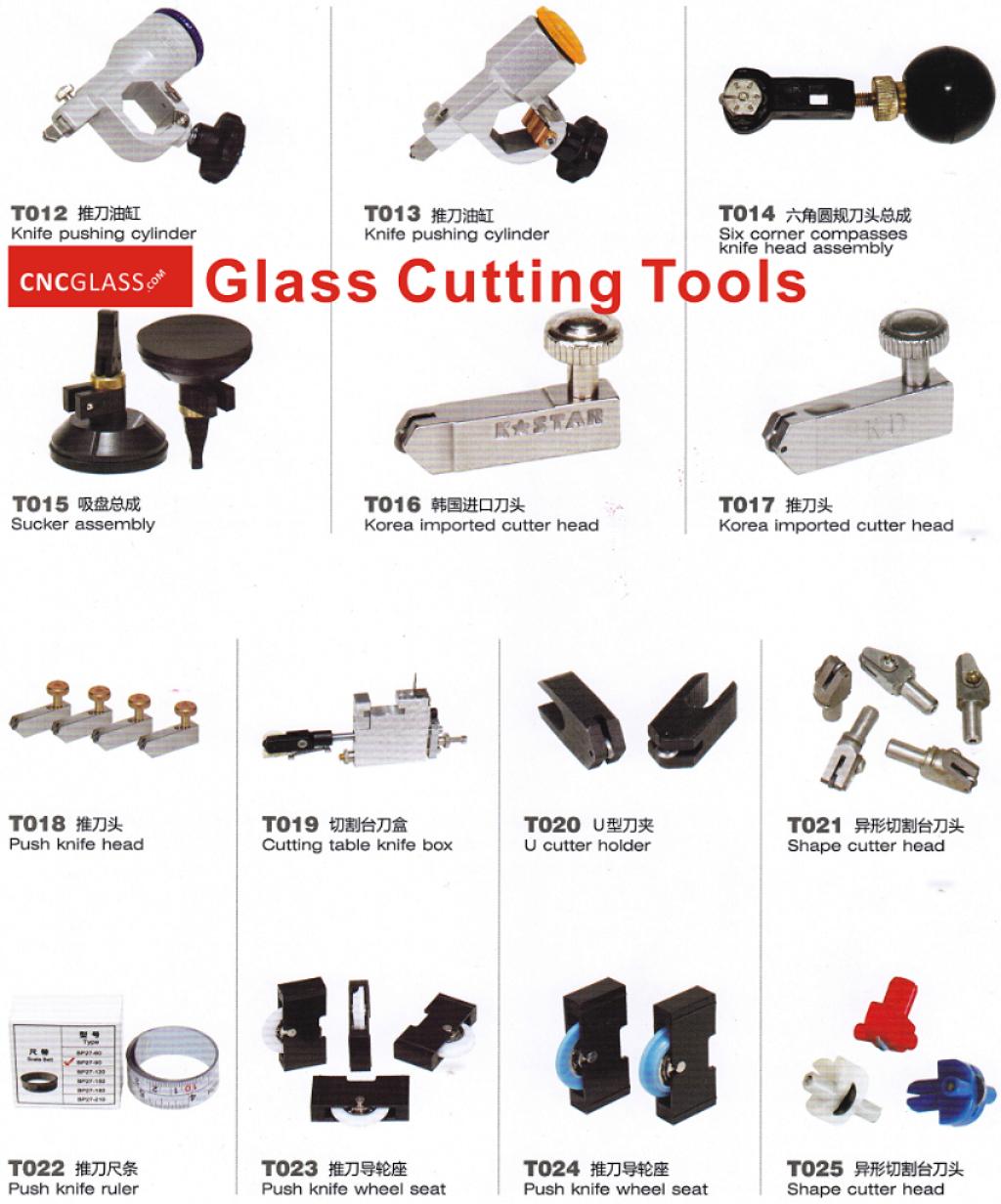 Glass Cutting Tools 2