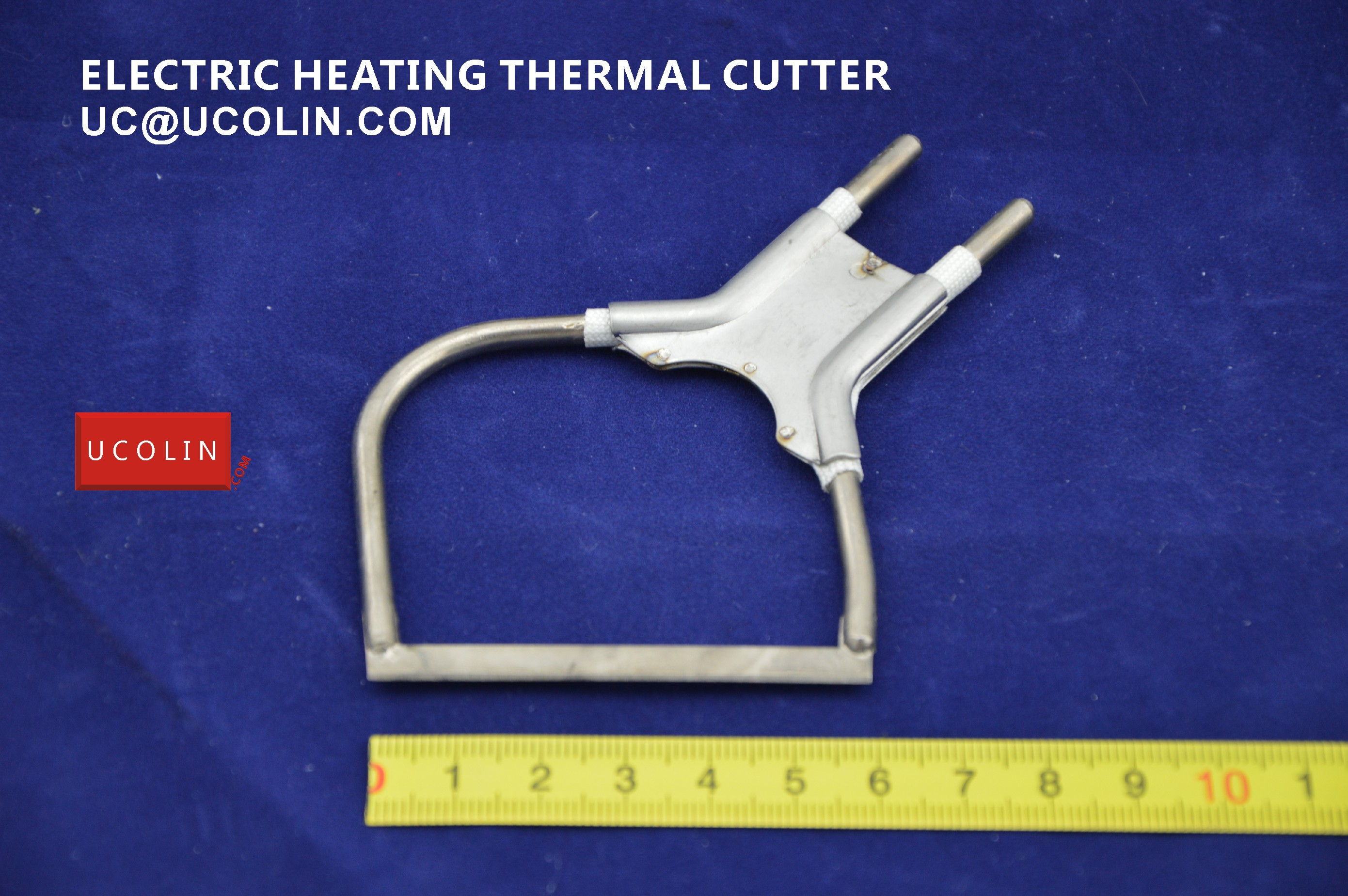 004 ELECTRIC HEATING CUTTER FOR SATINE RIBBON