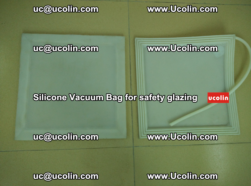 Silicone Vacuum Bag sample for safety glazing EVA PVB (102)