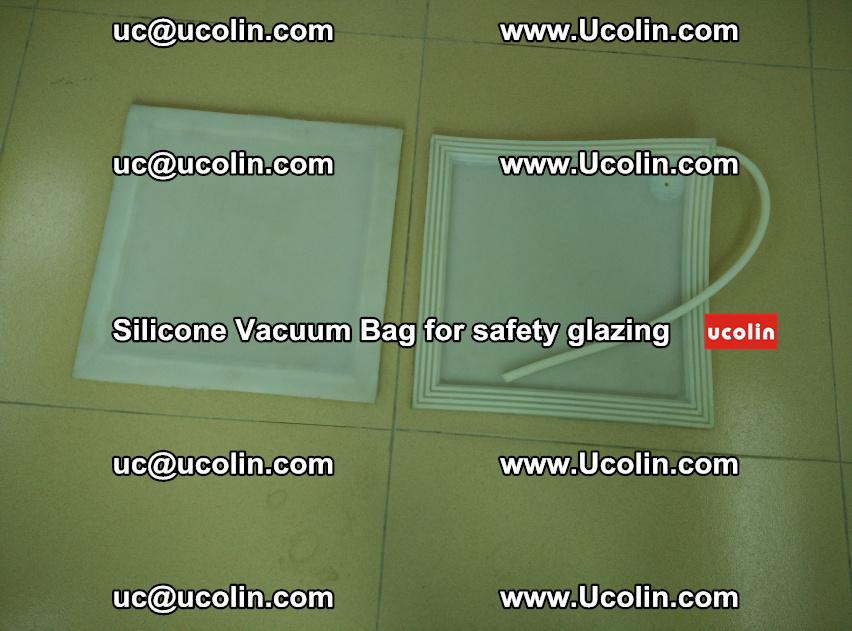 Silicone Vacuum Bag sample for safety glazing EVA PVB (99)