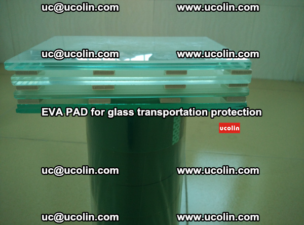 EVA CORK PAD for laminated safety glass transportation protection (21)