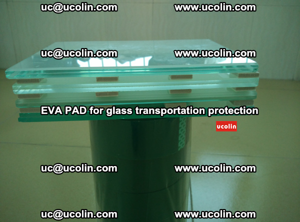 EVA CORK PAD for laminated safety glass transportation protection (29)