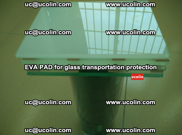 EVA CORK PAD for laminated safety glass transportation protection (49)