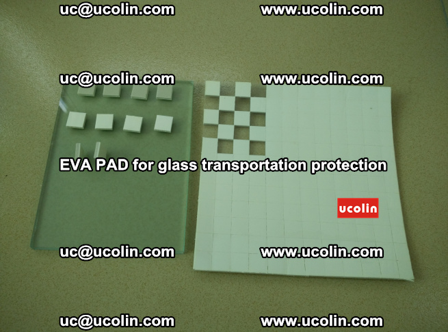 EVA PAD for safety laminated glass transportation protection (14)