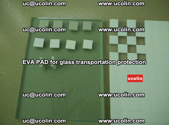 EVA PAD for safety laminated glass transportation protection (16)
