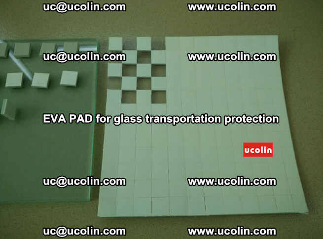 EVA PAD for safety laminated glass transportation protection (27)