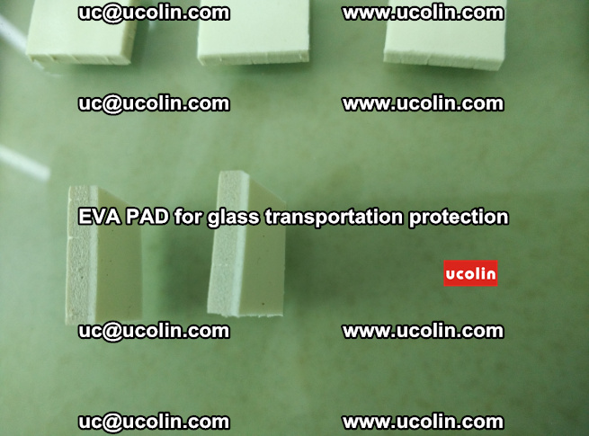 EVA PAD for safety laminated glass transportation protection (40)