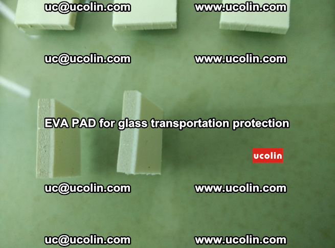 EVA PAD for safety laminated glass transportation protection (45)
