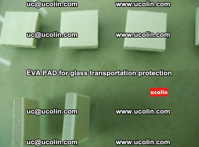 EVA PAD for safety laminated glass transportation protection (48)