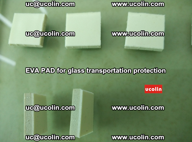 EVA PAD for safety laminated glass transportation protection (49)