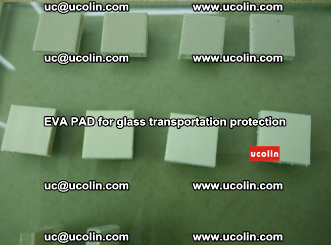 EVA PAD for safety laminated glass transportation protection (55)