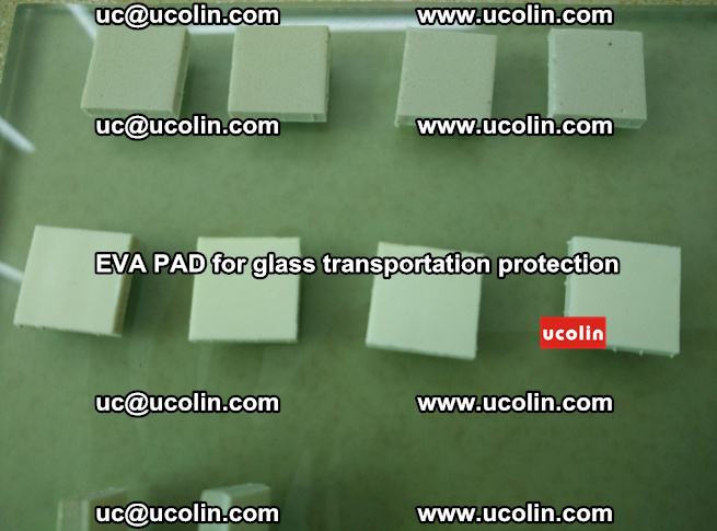 EVA PAD for safety laminated glass transportation protection (56)