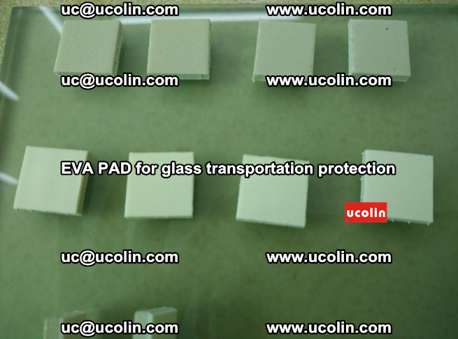 EVA PAD for safety laminated glass transportation protection (58)