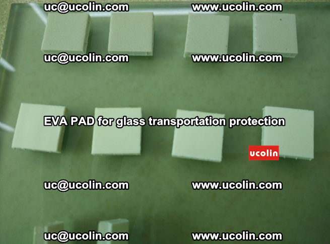 EVA PAD for safety laminated glass transportation protection (59)