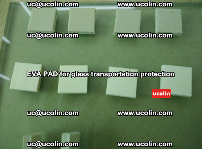 EVA PAD for safety laminated glass transportation protection (60)