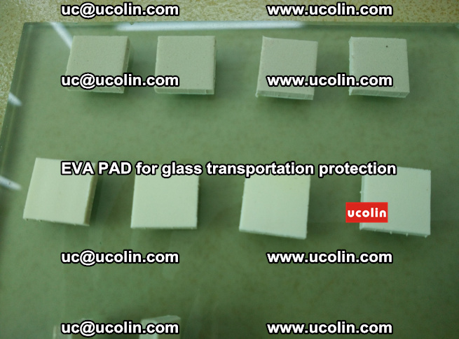 EVA PAD for safety laminated glass transportation protection (61)