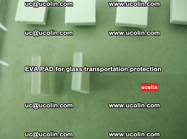 EVA PAD for safety laminated glass transportation protection (65)