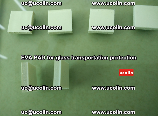 EVA PAD for safety laminated glass transportation protection (66)