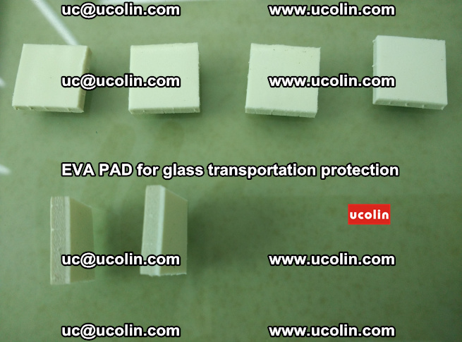 EVA PAD for safety laminated glass transportation protection (67)