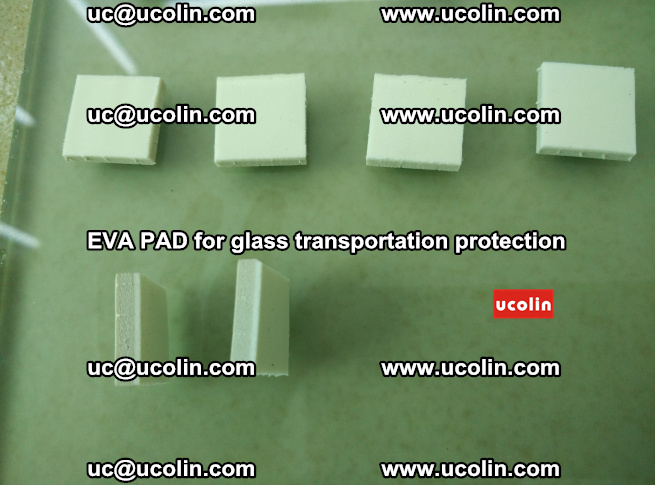 EVA PAD for safety laminated glass transportation protection (71)
