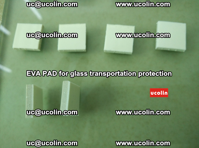 EVA PAD for safety laminated glass transportation protection (76)