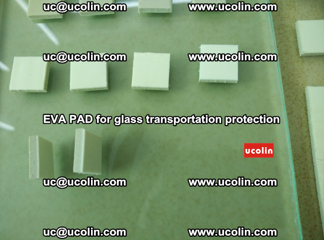 EVA PAD for safety laminated glass transportation protection (77)