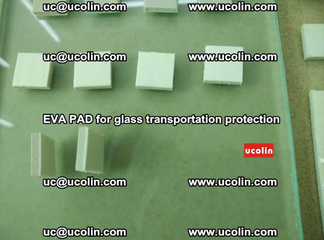 EVA PAD for safety laminated glass transportation protection (78)