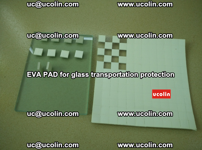EVA PAD for safety laminated glass transportation protection (8)