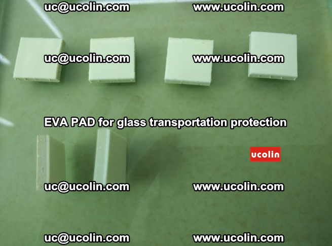 EVA PAD for safety laminated glass transportation protection (82)