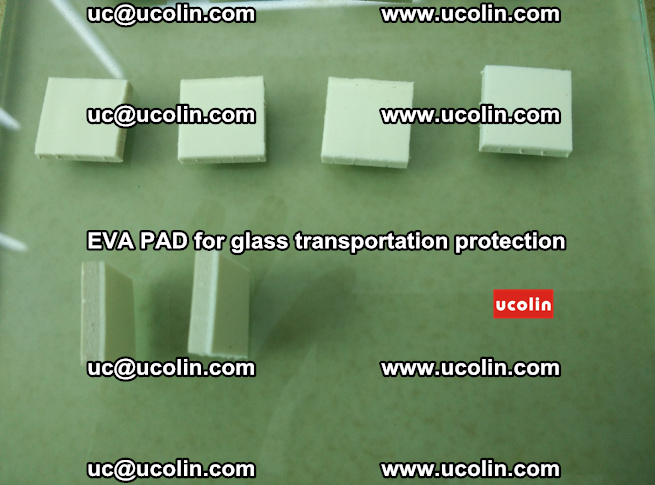 EVA PAD for safety laminated glass transportation protection (86)