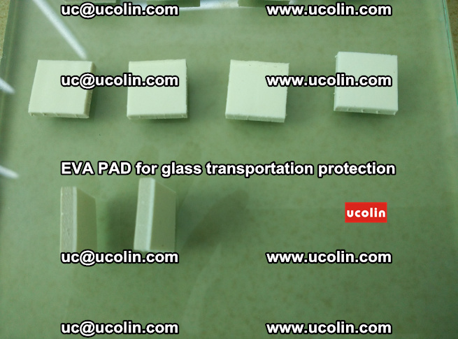 EVA PAD for safety laminated glass transportation protection (87)
