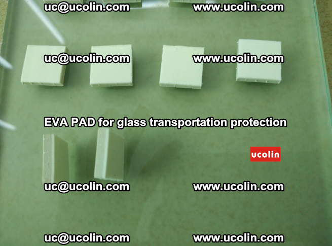 EVA PAD for safety laminated glass transportation protection (92)