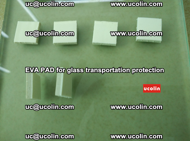 EVA PAD for safety laminated glass transportation protection (95)