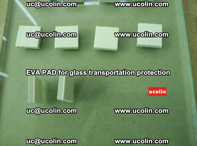 EVA PAD for safety laminated glass transportation protection (97)