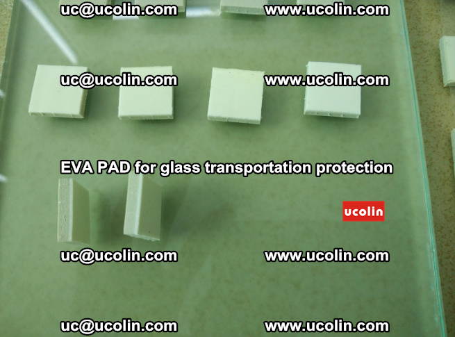 EVA PAD for safety laminated glass transportation protection (99)
