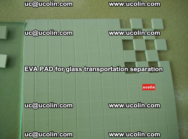 EVA PAD for safety laminated glass transportation separation (14)
