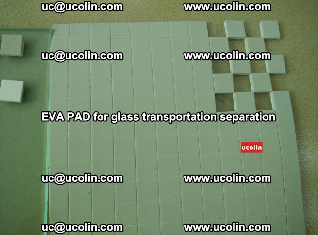 EVA PAD for safety laminated glass transportation separation (15)