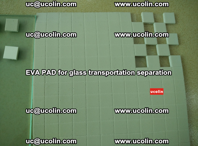 EVA PAD for safety laminated glass transportation separation (19)