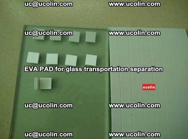 EVA PAD for safety laminated glass transportation separation (26)