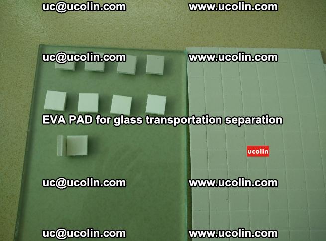 EVA PAD for safety laminated glass transportation separation (27)