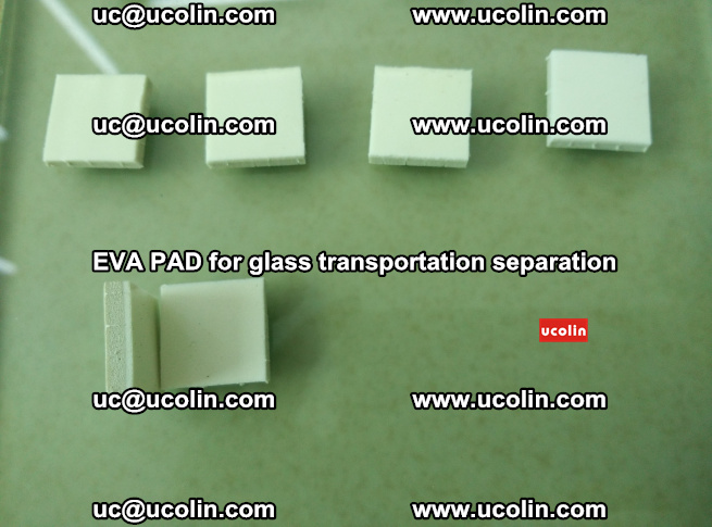EVA PAD for safety laminated glass transportation separation (43)