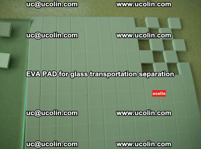 EVA PAD for safety laminated glass transportation separation (44)