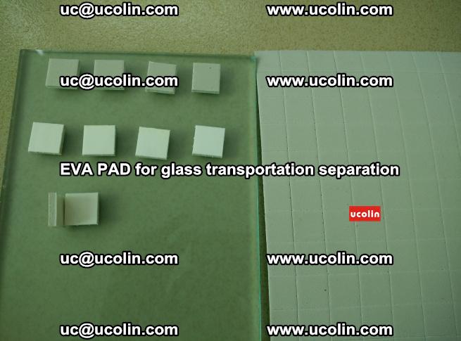 EVA PAD for safety laminated glass transportation separation (50)