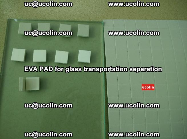 EVA PAD for safety laminated glass transportation separation (52)